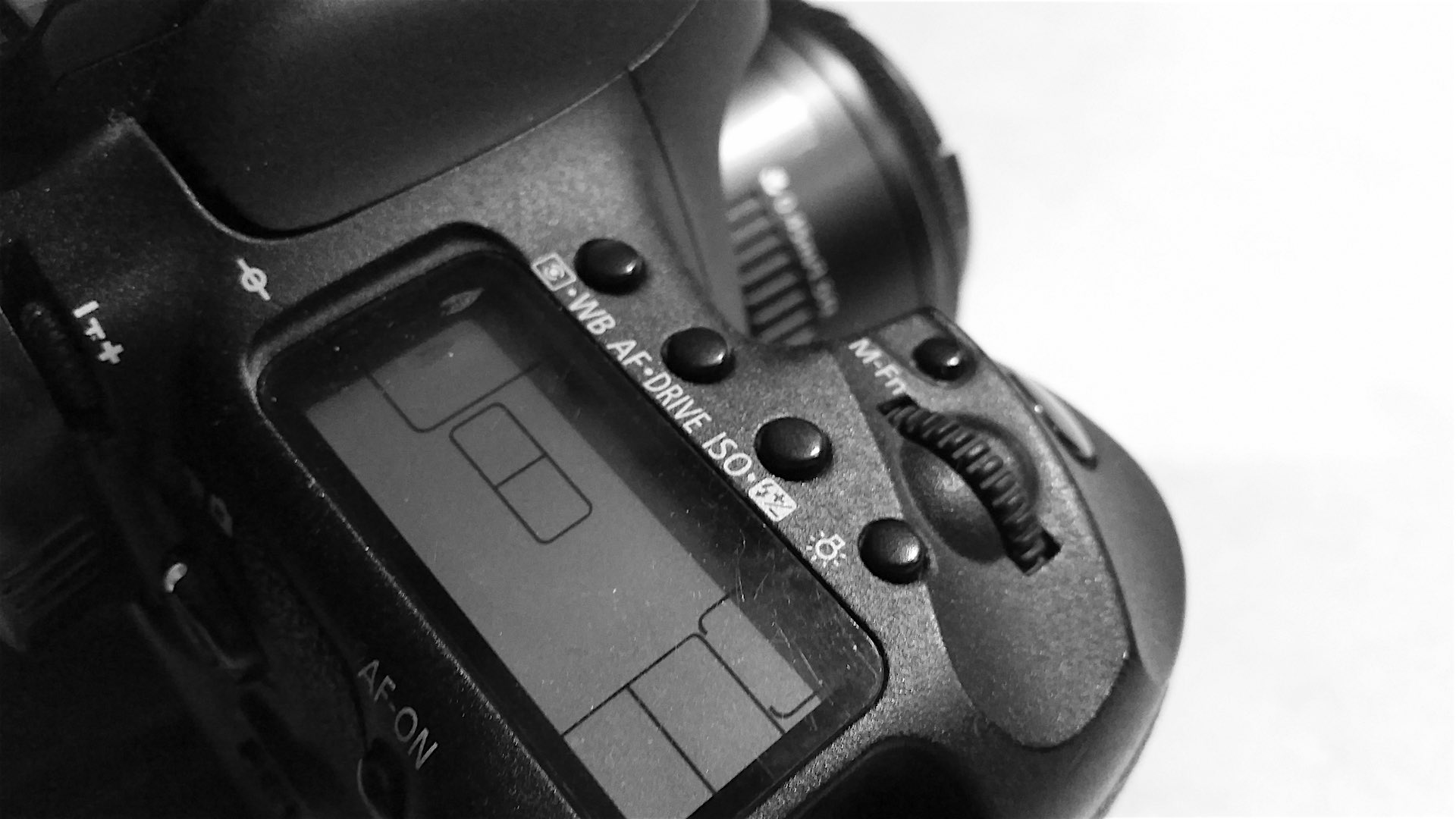 Do you know what all the buttons on your camera do?