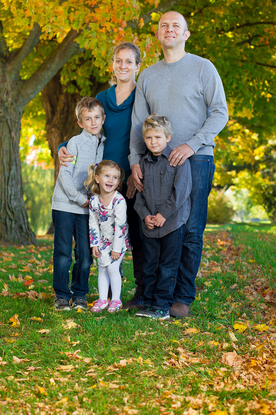 Family pictures in Hockley, taken by Frank Myrland Photography