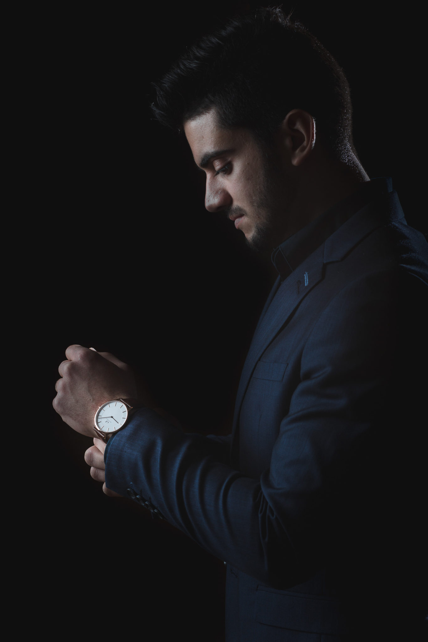 Fashion Photoshoot, Kevin Russell Watches