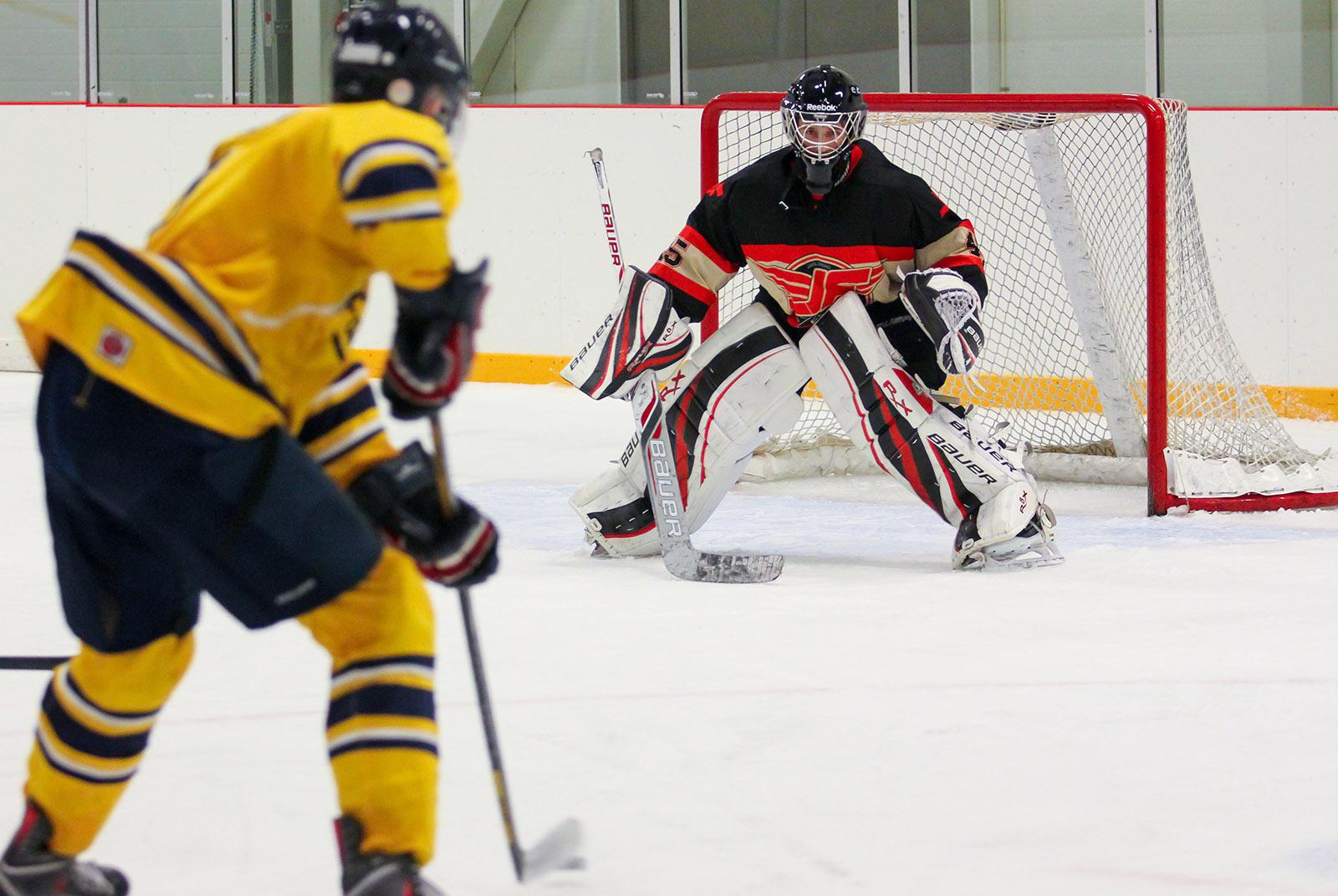 Hockey Photography: Choosing Your ISO