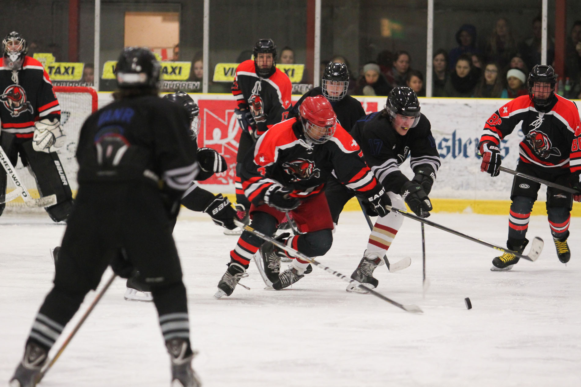 Your Guide to Taking Better Hockey Pictures: Setting your Aperture