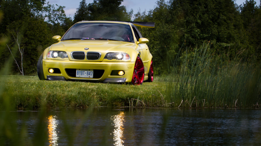 Orangeville Car Photographer BMW