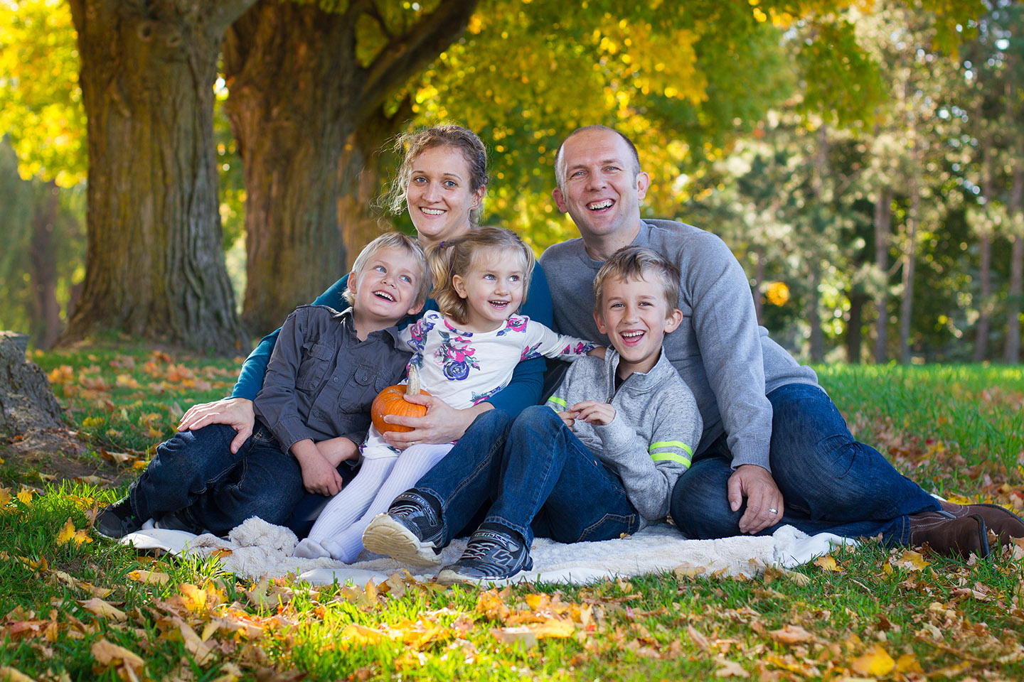 Family photos in Hockley, taken by Frank Myrland Photography