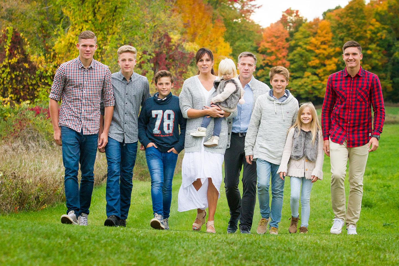The Ditlefsen Family {Orangeville Family Photographer}