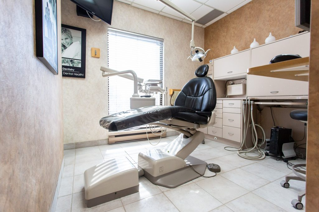 Professional Dentist Office Photography in Bolton and Orangeville
