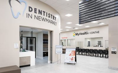 Newmarket Dentist Office