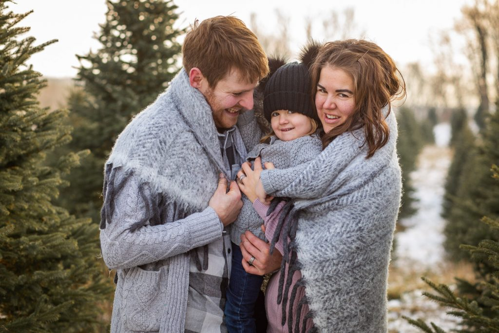 Family portrait photography in Orangeville, Hockley